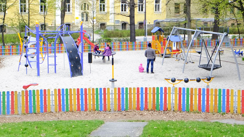 Foto:dětská hřiště