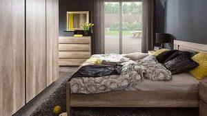 Fotografie: nábytek do ložnice