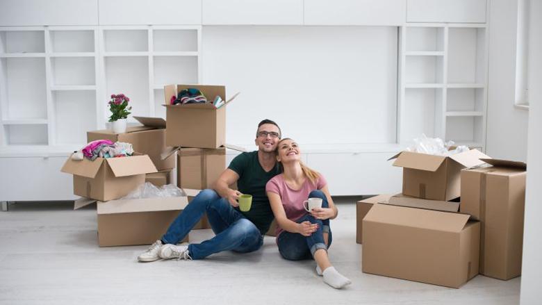 Fotografie: nové bydlení