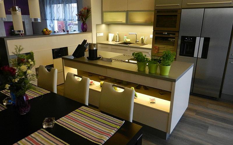 Fotografie: kuchyně na zakázku