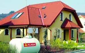 Cena instalace plynového vytápění